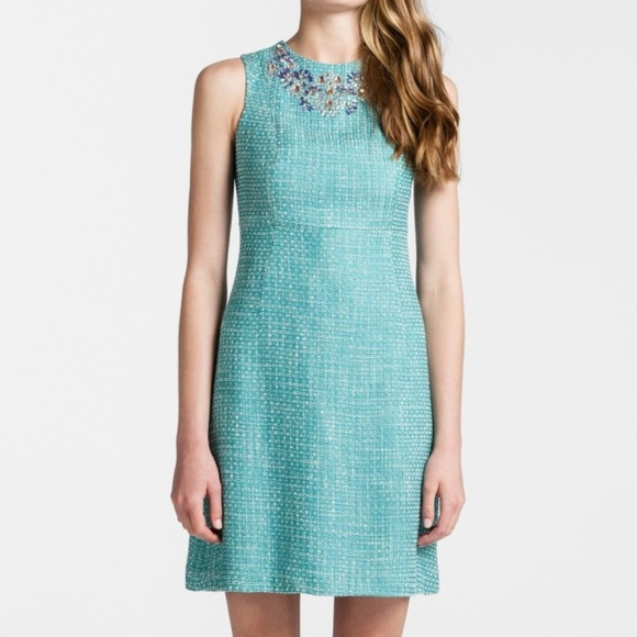 Cynthia Steffe Embellished Mini Dress Manchester Sale Best Prices Extremely Cheap Online HEX0MM